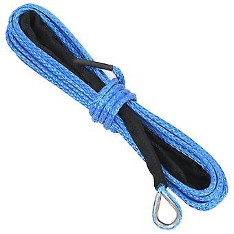 Winch rope Blue 5 mm x 9 m