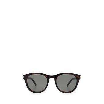 Saint Laurent SL 401 havana unisex zonnebril