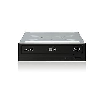 LG BH16NS40 optical disc drive Internal Black Blu-Ray DVD Combo