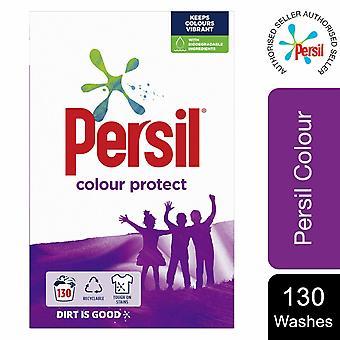 1 Pack Persil Mega Pack Washing Powder, Colour & Fibre, 130 Washes