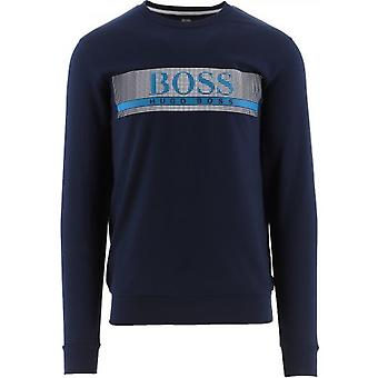 BOSS Blue Authentic Sweatshirt