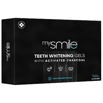 mySmile Teeth Whitening Gels - 8x30ml Whitening Gels