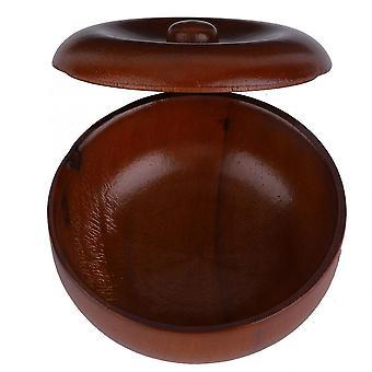 Wooden Shaving Brush Bowl High Quality Shaving Mug Shave Cream Soap Cup