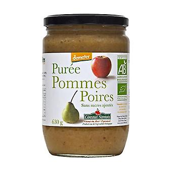 Apple and pear puree without sugar 630 g