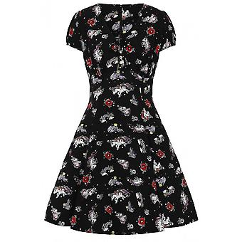 Hell Bunny Star Catcher Mini Dress