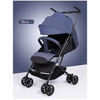 Baby Stroller, Super Light, Foldable, Can Sit On The Easy, Lying Umbrella,
