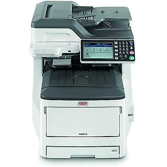OKI MC873DN A3 Colour Printer - MFP 4-in-1 LED Touch Display - 45850623