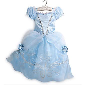 Neue Karneval Ostern Kleidung, Kinder für Blume Prinzessin Kleid