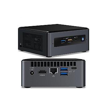 Intel Nuc Mini Pc I5 8259U 3Xdisplays Gbe Lan Wifi Bt 6Xusb