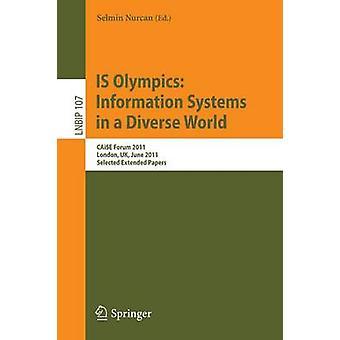 IS الألعاب الأولمبية - نظم المعلومات في عالم متنوع - منتدى كايز 2011