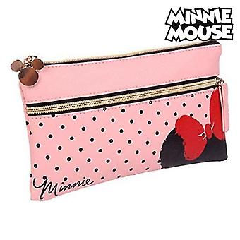 Case minnie mouse pink