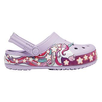 Crocs Funlab Unicorn Band CG K 206270530 universal summer infants shoes