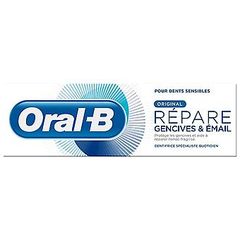 Oral B Original Repair Gums & Emaille Zahnpasta 75 ml
