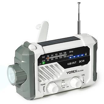 Yorek Emergency Fm Radio