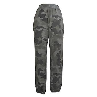 All Worthy Hunter McGrady Women's Tall Boyfriend Sweatpants Gray A392748