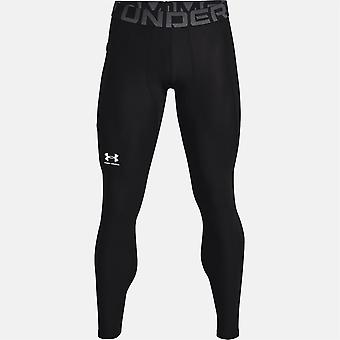 Under Armour Mens HeatGear Core Tights Ventilation Sports Leggings Bottoms