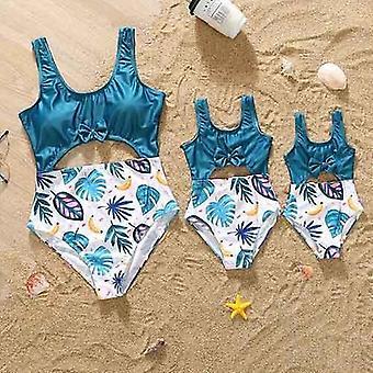 Mama Ubrania, Rodzinne Stroje Kąpielowe, Strój kąpielowy Bikini Set