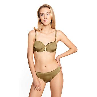 Féraud Beach 3215029-10021 Women's Olive Bikini Set
