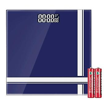 WGGE Bathroom Scale with Backlit LCD Display