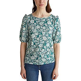 ESPRIT 030ee1k411 T-Shirt, Green (371 / Teal Green 2), XXL Women