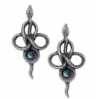 Alchemy - TERCIA SERPENTS - Earrings