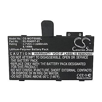 Cameron Sino Mot550Bl Battery Replacement For Symbol Barcode Scanner