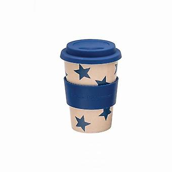 Emma Bridgewater Blue Star Travel Mug