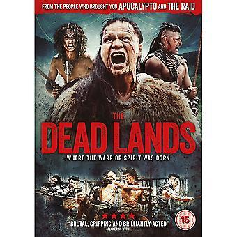 The Deadlands DVD