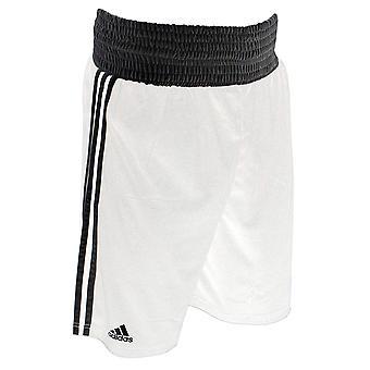 Adidas Boxing Shorts White - Large