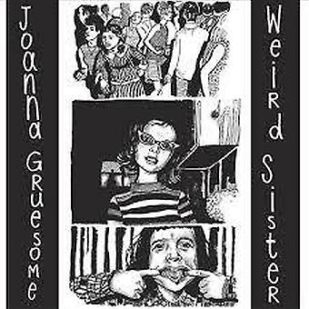 Joanna Gruesome – Weird Sister Black & White Nakrapiany Winyl