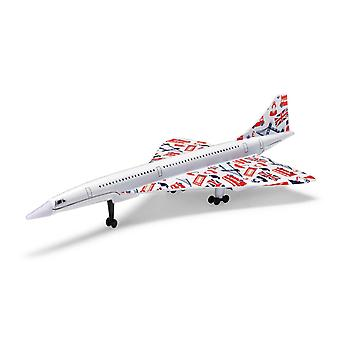 Concorde Best of British Corgi Model