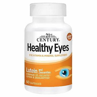 21st Century Healthy Eyes Lutein, 60 Caps