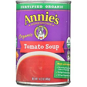Annie's Homegrown Soup Tomato Org, Case of 8 X 14 Oz