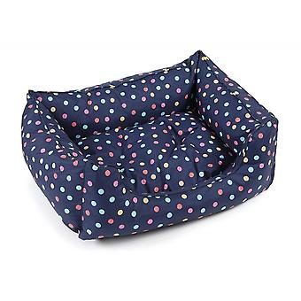 Shires Digby & Fox Luxury Dog Bed - Tennis Ball