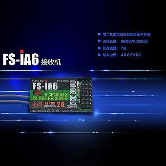 2.4ghz 6 Kanäle 140 Band 20dbm Empfänger für Flysky Fs-ia6 Rc Flugzeug