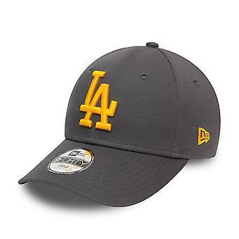 New Era 9Forty Kids Cap - Los Angeles Dodgers charcoal