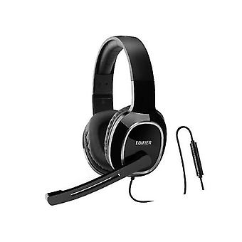 Edifier K815 Usb Headset With Mic Rotation Noise Cancellation