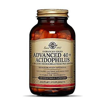 Advanced 40+ Acidophilus Vegetable 120 capsules