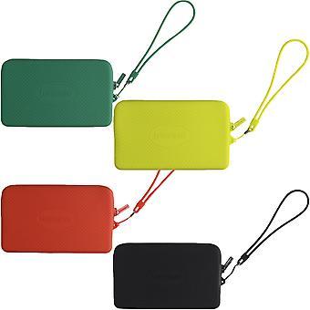 Havianas Unisex Adults Mini Logo Beach Travel Holiday Clutch Purse Bag