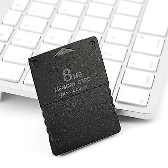 Kompaktes Design 8mb Speicherkarte geeignet für Ps2 Playstation 2 Ps 2 Schwarz
