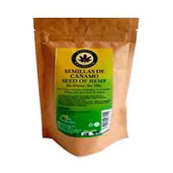 Unpeeled hemp seed 550 g