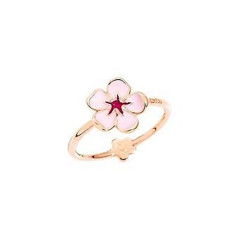 Dodo ring 9ct roséguld storlek 51 dab9001floweero9r51