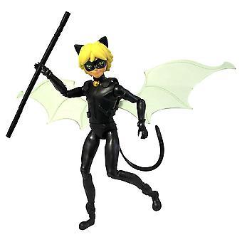 Miraculous Cat Noir Figure Doll 12cm