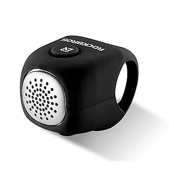 Bicycle Electric Horn Mountain Bike Bell Electronic Horn(Black)