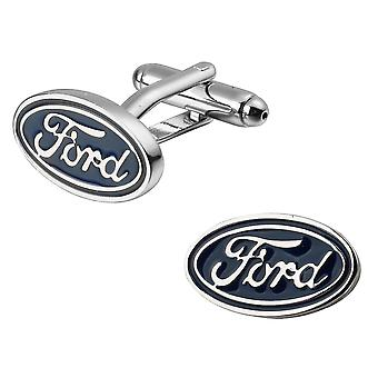 Ford Logo Cufflinks Men's Cufflinks Jewely