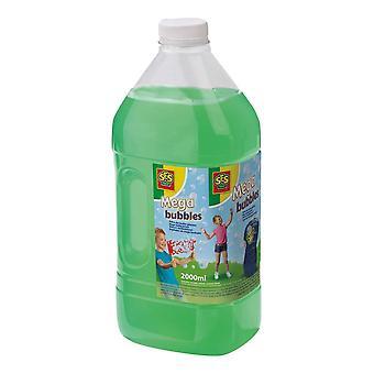 Kinder Mega Bubbles Extra große Nachfüllflasche, 2000ml