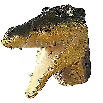 Halloween Dinosaur Mask Terror Scary Cosplay Costume Average Size For Adults