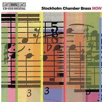 Stockholm kamer Brass - nu [CD] USA importeren