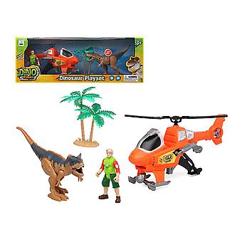 Helicopter Dino Walkers (47 x 17 cm)