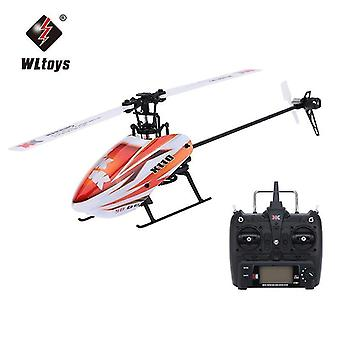 K110 6CH Brushless 3D 6G System RC Helicopter RTF with FUTABA S FHSS rc helicopter rtf  helicopter